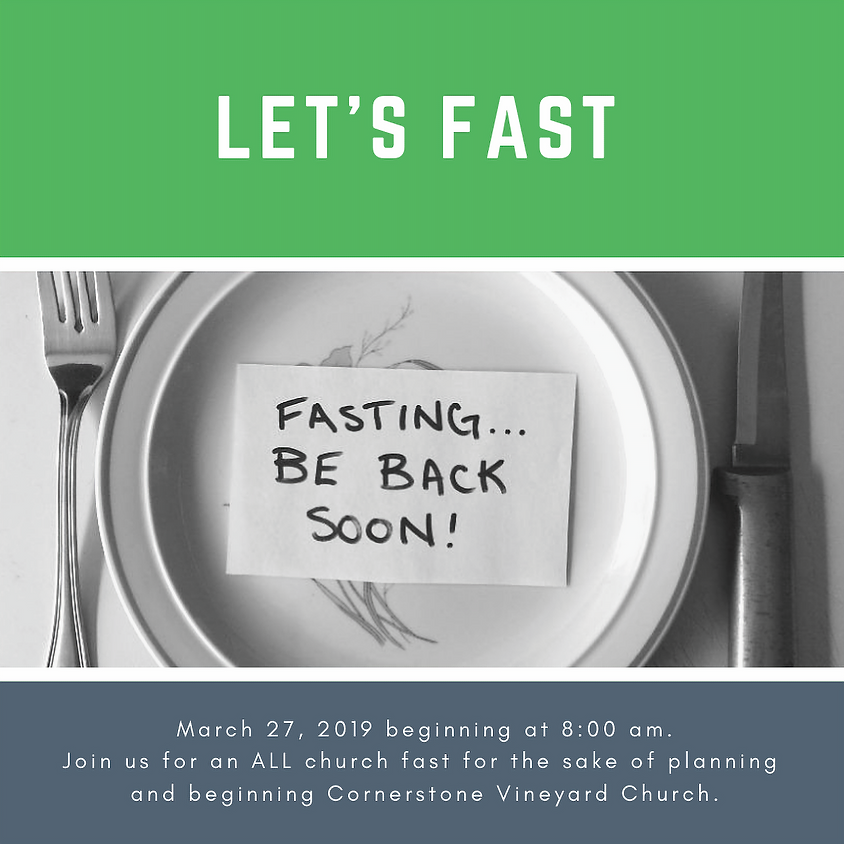 Let's Fast