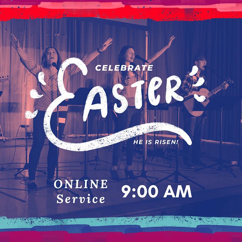 Easter Service - Online