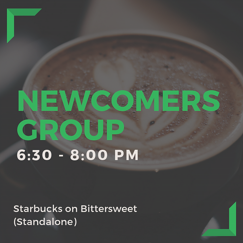 Newcomers Group - October 2019