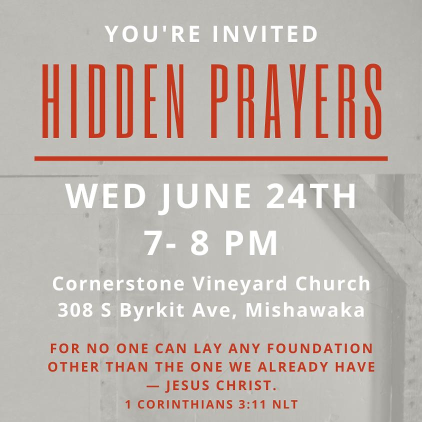 Hidden Prayers