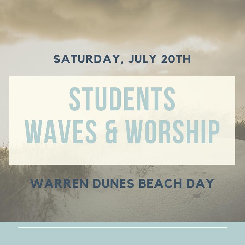 Waves & Worship - Students