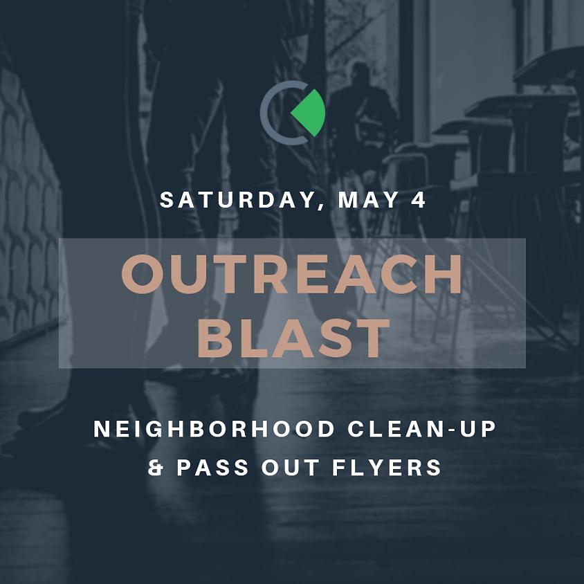Outreach Blast