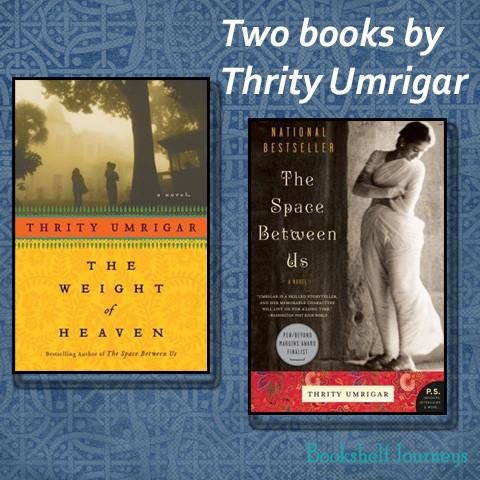 Thrity Umrigar book cover art