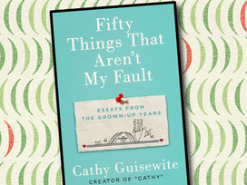 Buddy Read #2 this year:  Fifty Things That Aren't My Fault