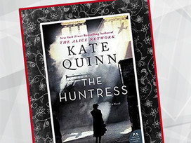 Historical Fiction in two timelines:  The Huntress doesn't disappoint
