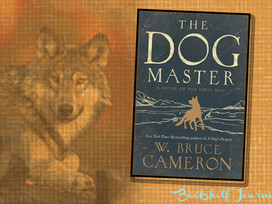 The Dog Master is historical fiction set in the time of early man