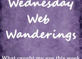 Wednesday Web Wandering #1