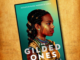 The Gilded Ones by Namina Forna is an upcoming February release