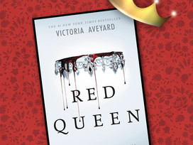Red Queen - the first in a YA fantasy series