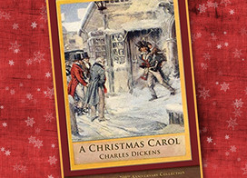 Dec. Buddy Reads: a classic Christmas tale contrasted with a contemporary Christmas family story