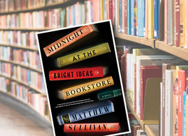 A compelling mystery in Midnight at the Bright Ideas Bookstore