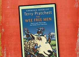 The Wee Free Men - an entertaining fantasy