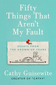 fifty things aren't my fault