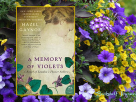 A Memory of Violets: Historical fiction set in London in the late 1800s
