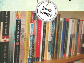 Introducing My Virtual Bookshelf - a new regular feature