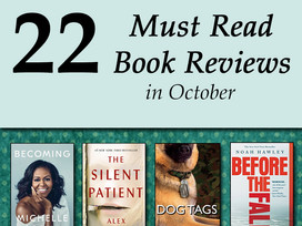 Reading Roundup - a review of books we reviewed in October