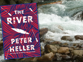 Adventure. Danger. Raging fire and raging river. Bonds of friendship.  The River.