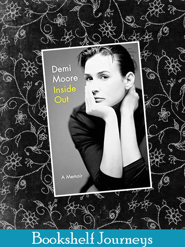 Inside Out by Demi Moore book cover