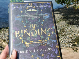 Part historical fiction, part magical realism:  The Binding