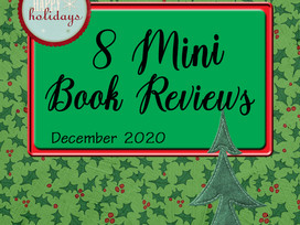 Mini Reviews for December - 8 books, 5 genres