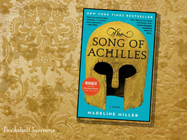 Our Buddy Read is a historical fiction about Achilles and the Trojan war: The Song of Achilles