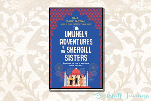 The Unlikely Adventures of the Shergill Sisters book cover