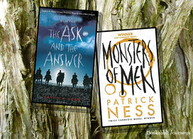 Finishing up the 2nd and 3rd books of the Chaos Walking series