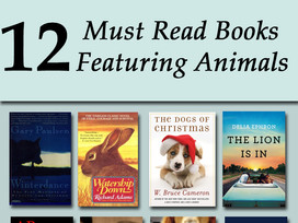 12 Must Read Books That Feature Animals