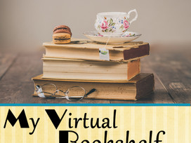 My Virtual Bookshelf - I added 20 books to my TBR list in January