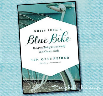 Notes From a Blue Bike book cover art