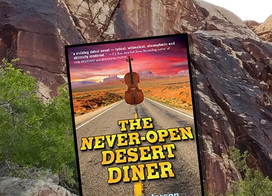 On a lonely stretch of Utah highway you'll find The Never-Open Desert Diner