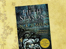 My new favorite fantasy: Fifth Season by N.K. Jemisin