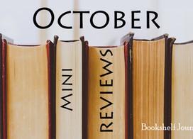 October Mini Reviews - SIX short book reviews