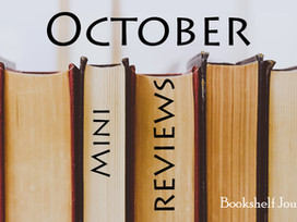 October Mini Reviews - SIX short book reviews