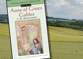 Buddy Read: a childhood classic about a little orphan girl who comes to Green Gables