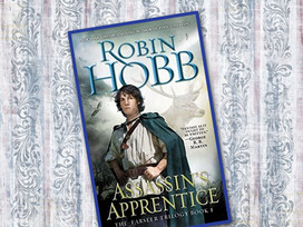 Assassin's Apprentice - a fantasy I just couldn't put down