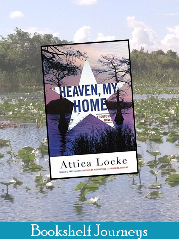 Heaven, My Home book cover over Everglades photo by Terrie Purkey