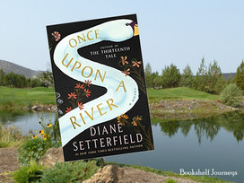 A folktale or a mystery? Magical fantasy or a ghost story? Once Upon a River will carry you away....