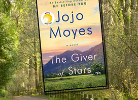 Women form a strong bond while delivering library books in Jojo Moyes' The Giver of Stars