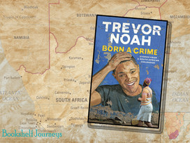 Born a Crime, the Memoir by comedian Trevor Noah (don't expect funny)