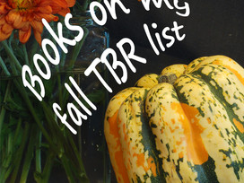 Top 10 Tuesday: Books on my Fall TBR list