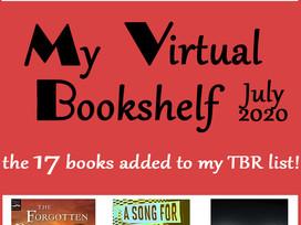 July TBR additions