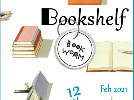 My Virtual Bookshelf additions for February