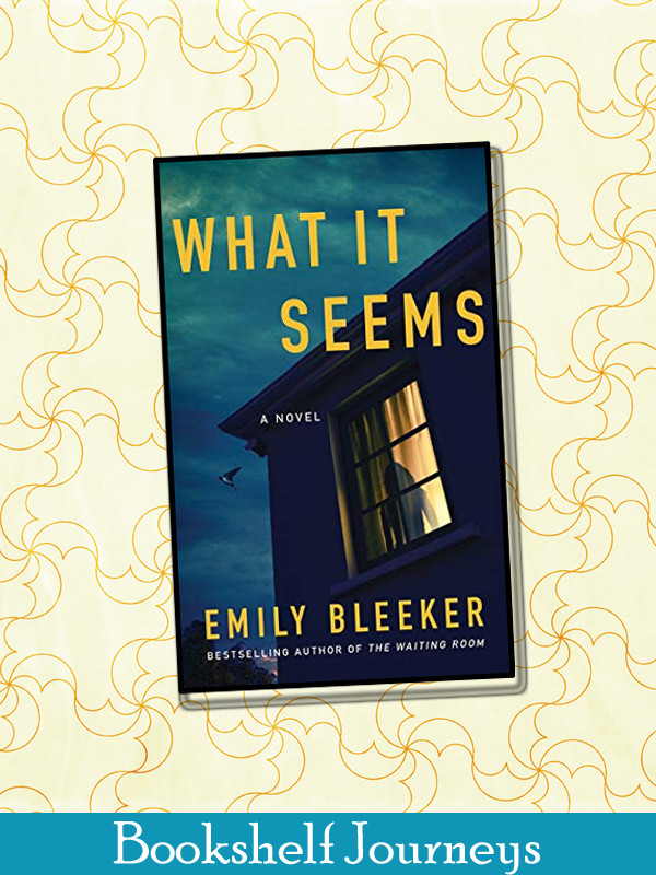 What it Seems by Emily Bleeker book cover