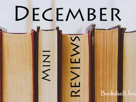 8 books in our December mini reviews
