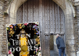 The Ten Thousand Doors of January: a young girl finds magical doors between worlds