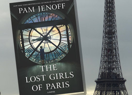 WWII historical fiction: The Lost Girls of Paris