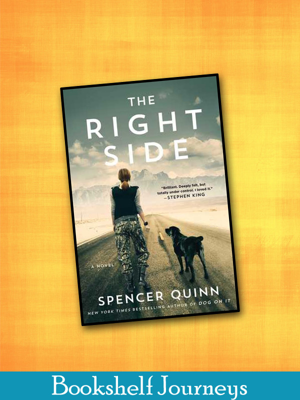 The Right Side by Spencer Quinn book cover
