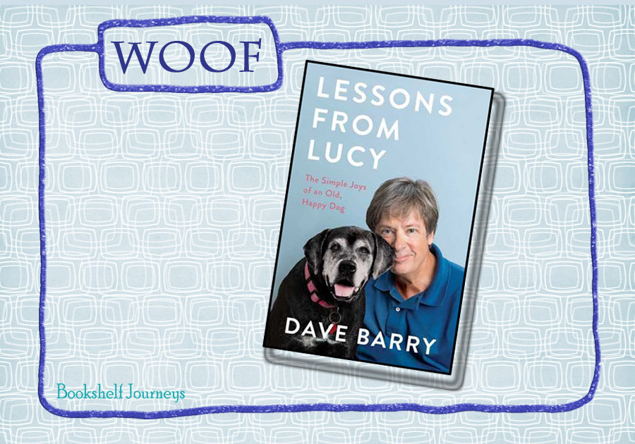 Lessons from Lucy book cover and book review