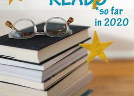 5 star reads - so far this year
